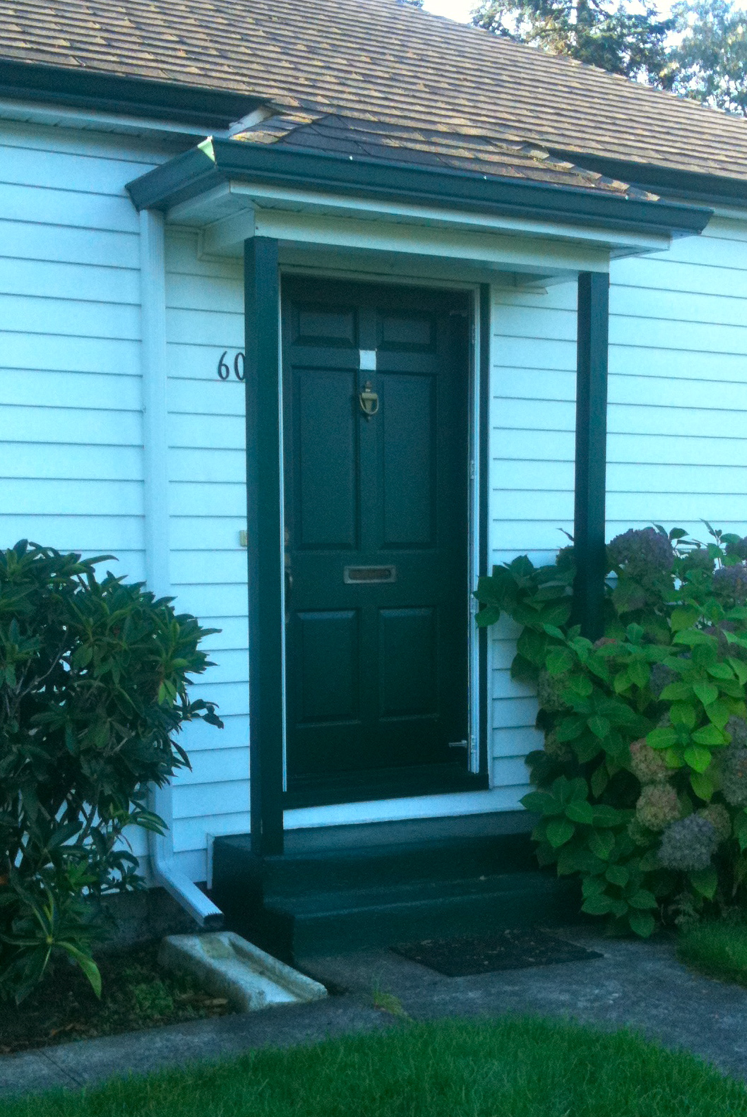 Front door no no the surprise drop creating joyful spaces for Feng shui back door